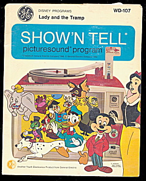 "Show'n Tell ""lady & The Tramp"" Ge Record"