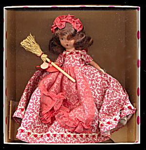 Nancy Ann 'saturday's Child' 185 Doll In Box
