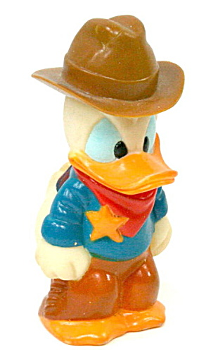 1960s Tootsietoy Donald Duck Figure