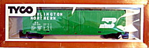 Tyco Burlington Northern Box Car In Box