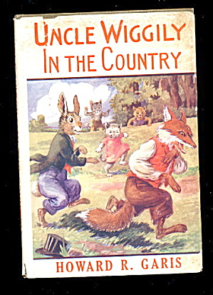 1916 Uncle Wiggily In The Country - Howard Garis