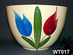 "Watt ""tulip"" Bowl #65"