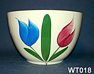 "Watt ""tulip"" Bowl #64"