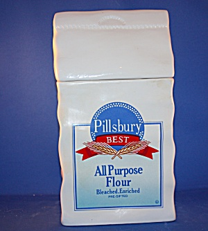 Pillsbury All Purpose Flour Cookie Jar
