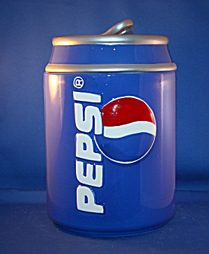 Pepsi Can Cookie Jar