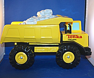Tonka Truck Cookie Jar