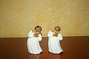Amazing Grace Salt & Pepper