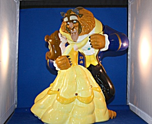 Beauty And The Beast Cookie Jar