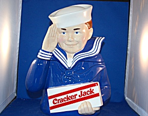 Crakerjack Cookie Jar
