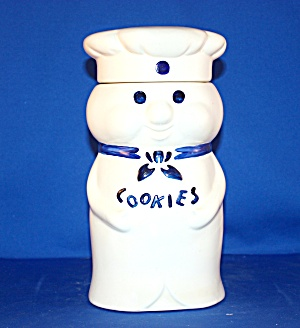 Doughboy Cookie Jar