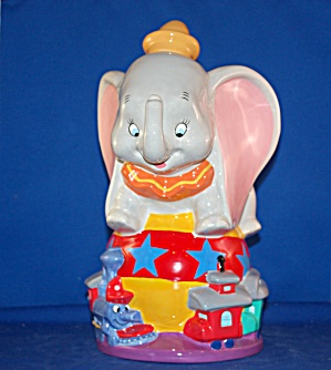 Dumbo Limited Cookie Jar