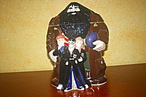 Harry Potter Hagrid And Friends Cookie Jar
