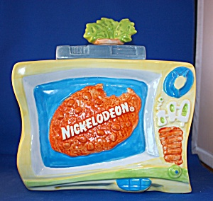 Nick At Nite Cookie Jar