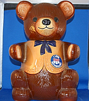 Regal China Kraft Bear Cookie Jar
