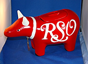 Rso Cookie Jar Very Rare