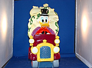 Scrooge Mcduck Cookie Jar