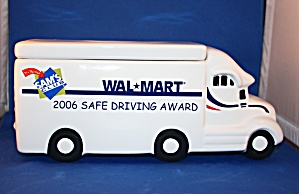 Walmart Truck Cookie Jar