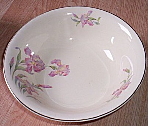 Universal Pottery Serving Bowl Iris