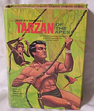 1964 Whitman Tarzan Book