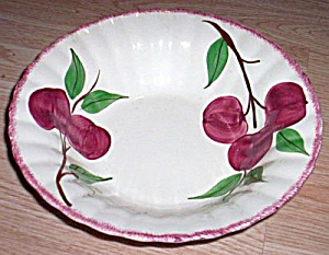 Blue Ridge Crabapple Dinner Plate