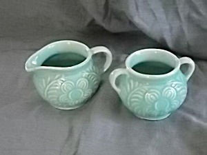 Mccoy Cream And Sugar Set