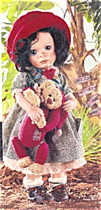 Cottage Collectibles Porcelain Artist Doll Naomi