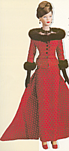 Robert Tonner Collectible Fashion Doll Tyler Wentworth