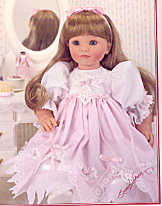 Susan Wakeen Collectible Doll Allison