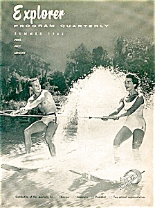 1962 Bsa Explorer Program Quarterly
