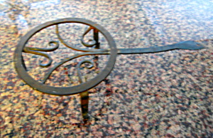 Antique Trivet Stand