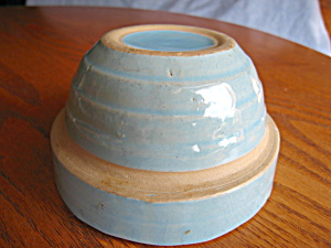 Small Vintage Stoneware Mixing Bowl