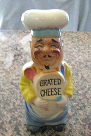 Vintage Chef Cheese Sifter