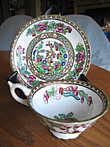 Coalport Indian Tree Teacup
