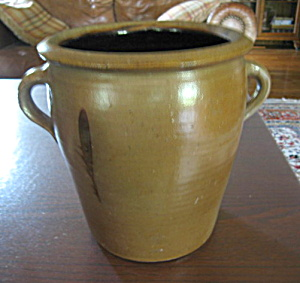 Antique Hand Formed Crock