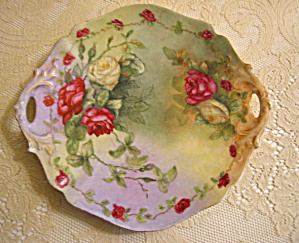Delinieres Limoges Display Tray