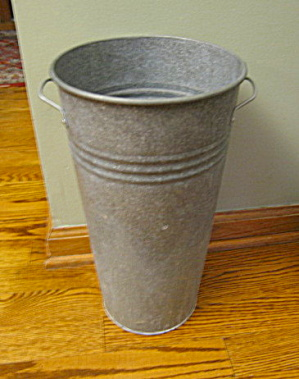 Large Flower Bucket
