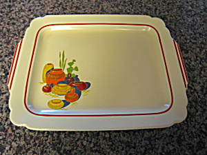 Homer Laughlin Mexicana Platter