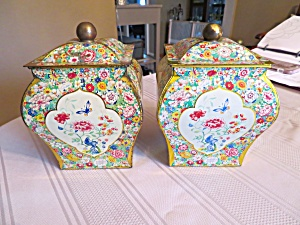 Vintage Holland Tins