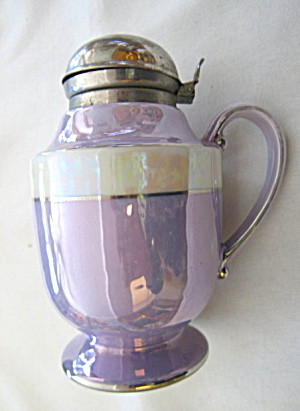 Royal Rochester Lustre Syrup Pitcher