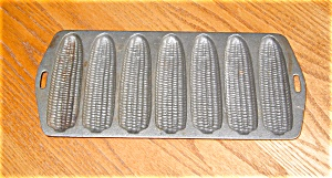 Vintage Cast Iron Corn Mold