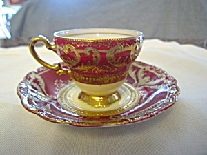 Occupied Japan Teacup Demitasse