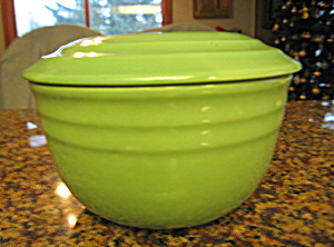 Oxford Stoneware Covered Casserole