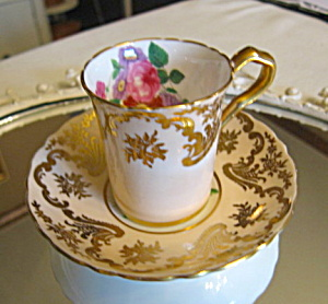 Paragon Queen Mary Demitasse Cup