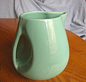 Vintage Art Pottery Pitcher