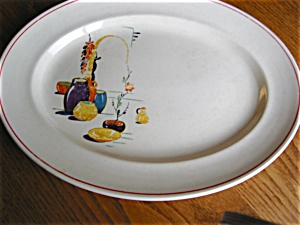 Paden City Pottery Platter