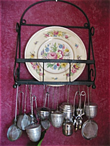 Vintage Cast Iron Rack