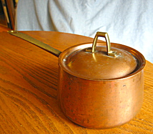 Limited Edition Revere Copper Pan