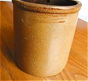 Antique Saltglaze Crock