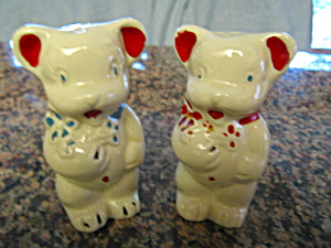 American Bisque Bear Shakers