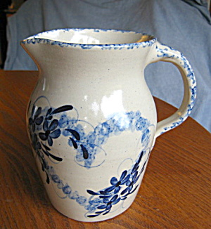 Marshall Pottery Pitcher